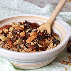 Breakfast Cereals Oats & Muesli