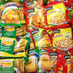 Frozen Snacks & Veggies