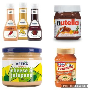 Sauces Dips & Spreads